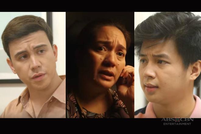 "Arjo, Yves risk their lives to save Sylvia in ""Hanggang Saan"""