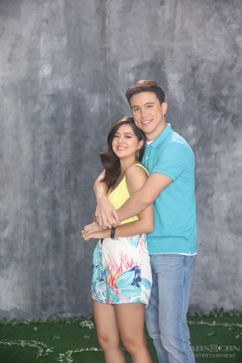 """PHOTOS: Arjo at Sue, ang bagong tambalang makakasama sa Kapamilya Gold serye """"Hanggang Saan"""""""