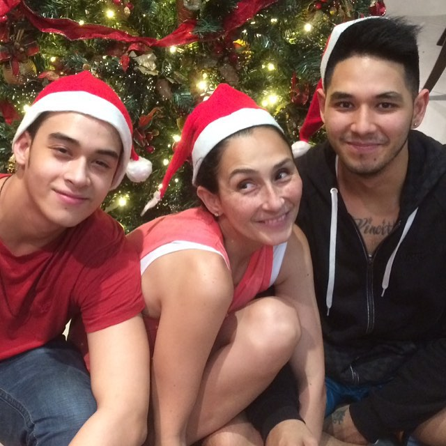 PHOTOS: Meet the other handsome son of Teresa Loyzaga!