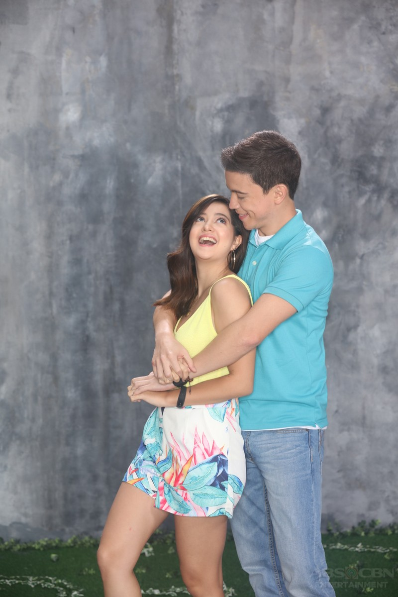 GLAMSHOTS: Arjo and Sue as Paco and Anna in Hanggang Saan