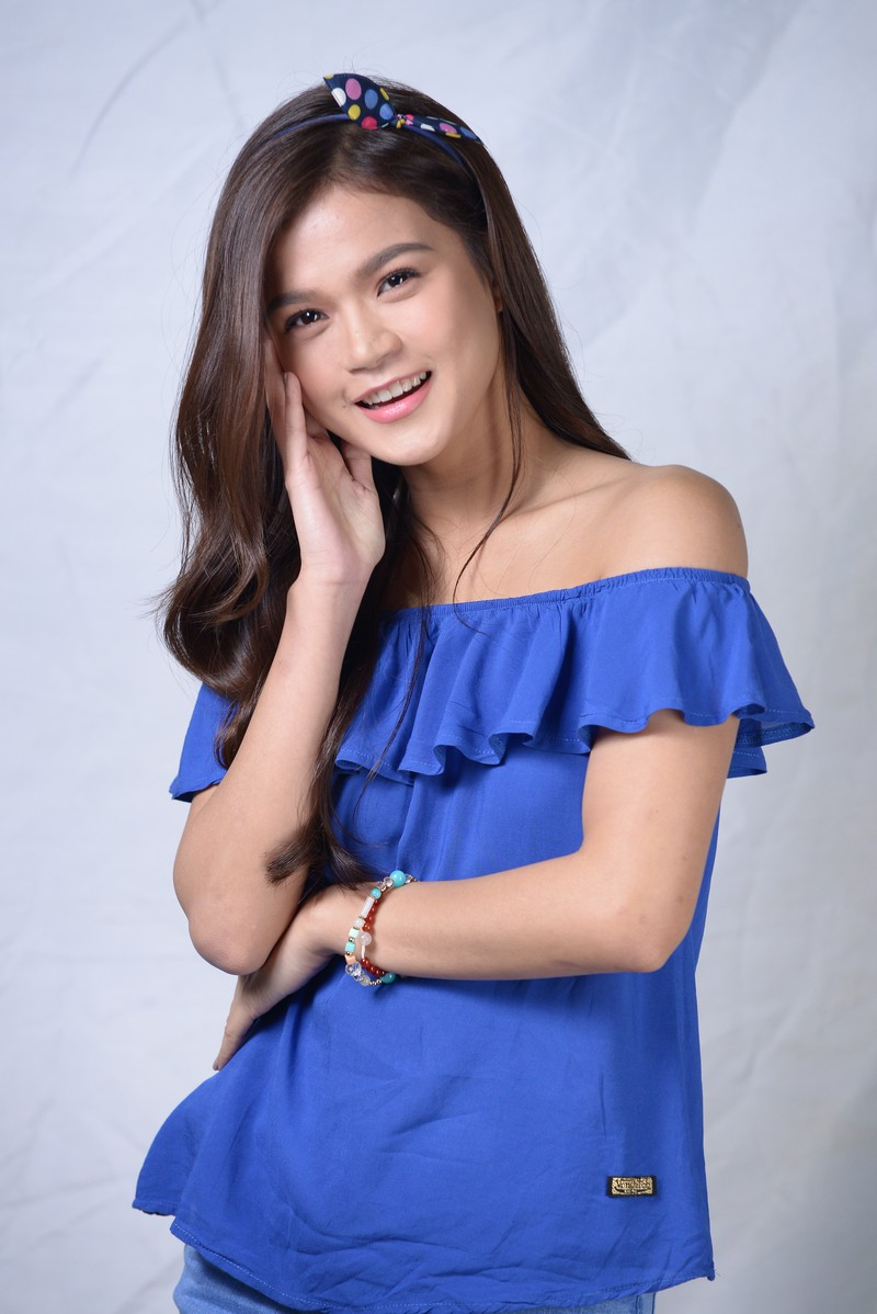 GLAM SHOTS: Maris Racal as Nessa in Hanggang Saan