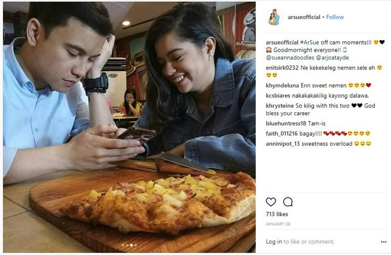 LOOK: 39 Photos of Arjo and Sue that would make you wish they were a real-life couple!