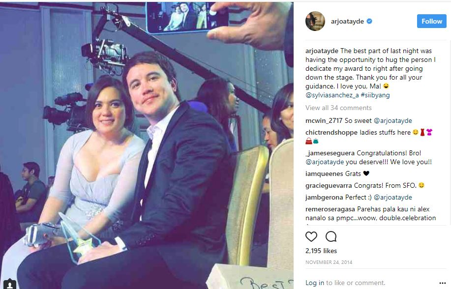 LOOK: 18 Photos capturing Sylvia and Arjo's priceless moments
