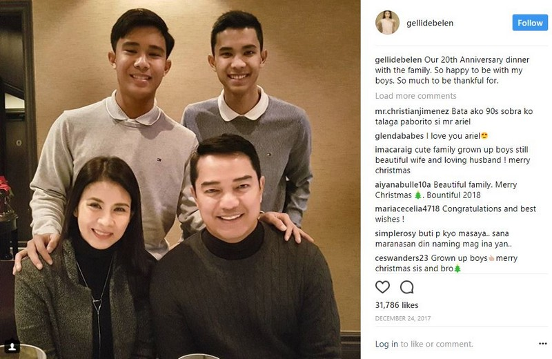 PHOTOS: Meet the sons of Ariel Rivera who are now all grown up!