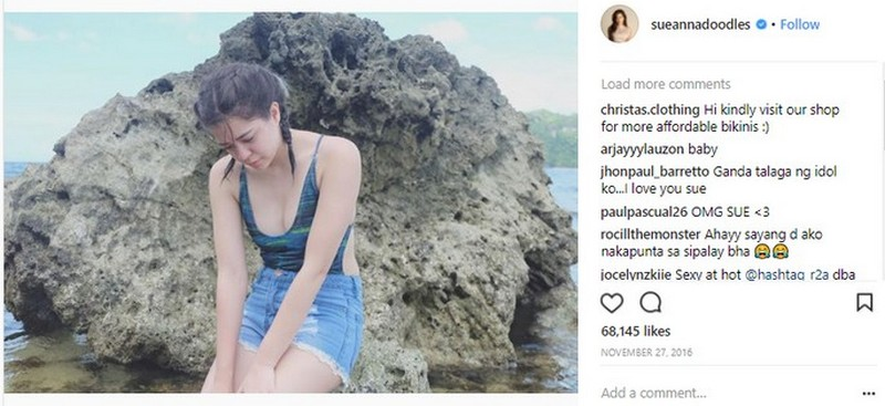 IN PHOTOS: 23 Times Sue Ramirez flaunted her sexy curves