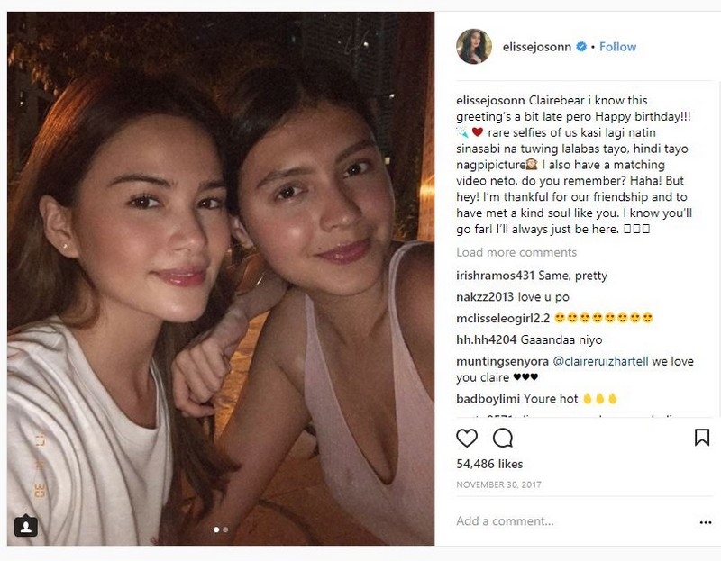 LOOK: 23 Photos that capture the sisterly love of Claire and Elisse!