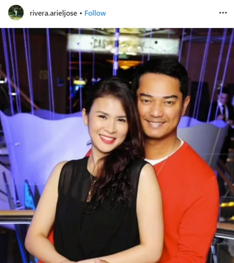 26 Photos of Ariel and Gelli that prove they are a power couple!