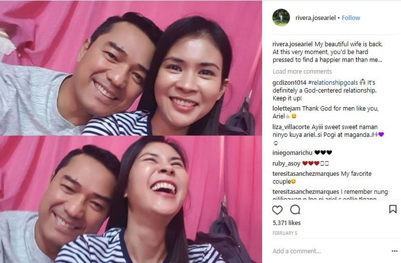 19 Photos of Ariel and Gelli that prove they are a power couple!