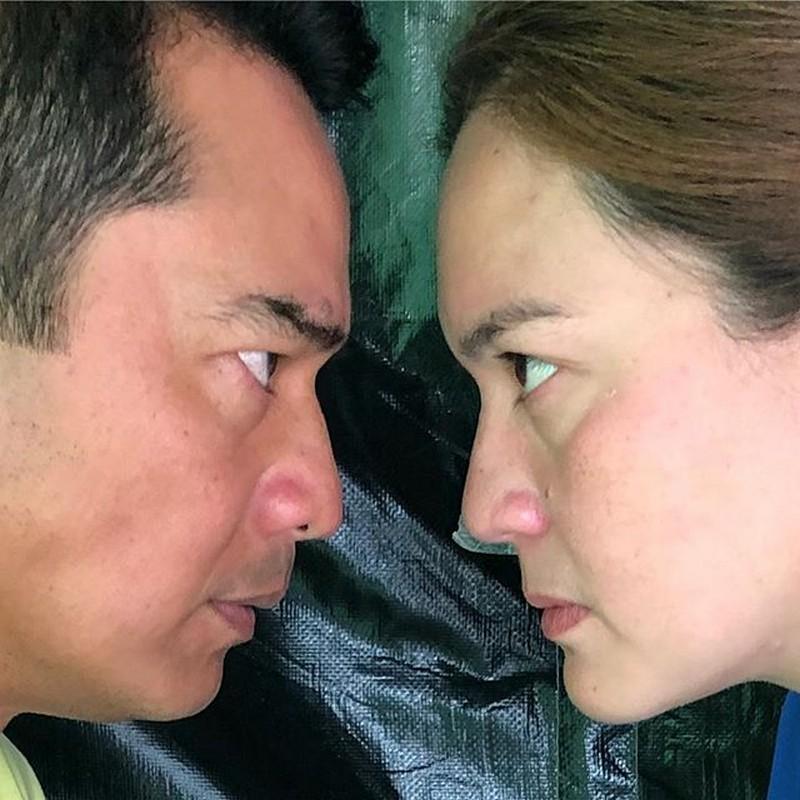 LOOK: Mga kaganapan sa likod ng teleseryeng 'Hanggang Saan'