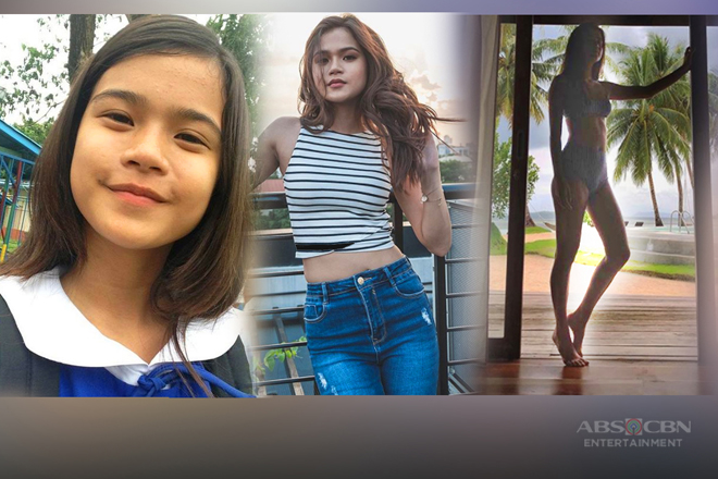Blooming! Here are some photos of Maris Racal that prove she's aging gracefully
