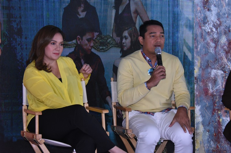 PHOTOS: Hanggang Saan Grand Finale Presscon