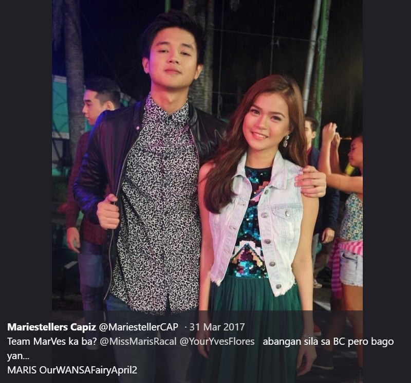 LOOK: 39 Photos that will make you miss Maris and Yves' kilig moments!