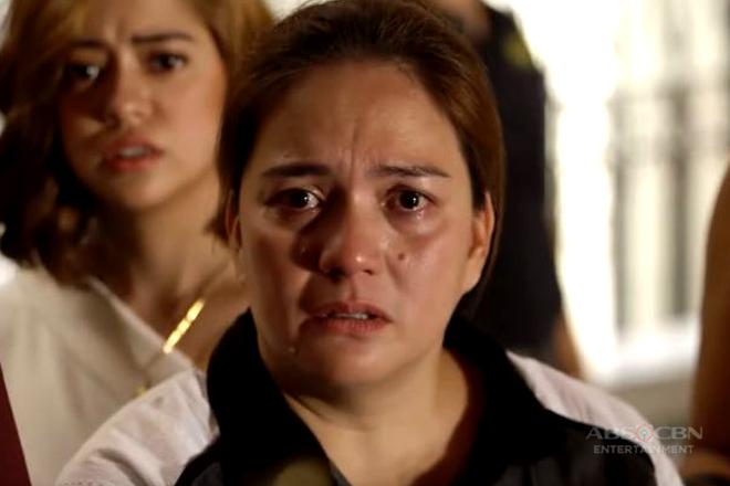 "Sylvia learns she is innocent in ""Hanggang Saan"""