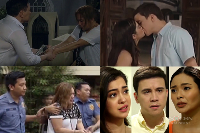 Friday 5: Most talked about scenes that tuned us all in Hanggang Saan Thumbnail