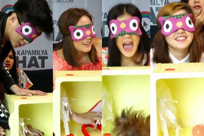 What's In The Box with Hanggang Saan cast Thumbnail
